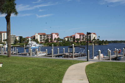 Volusia County Condo/Townhouse For Sale: 721 S Beach Street #110A