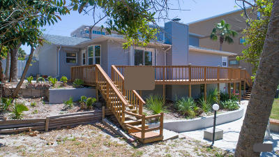 Ponce Inlet Single Family Home For Sale: 4766 S Atlantic Avenue