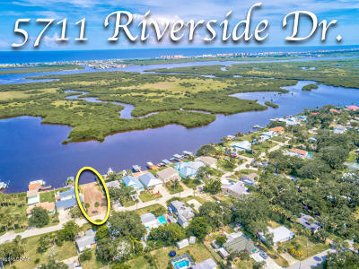 Volusia County Residential Lots & Land For Sale: 5711 Riverside Drive