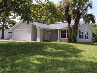 Palm Coast Single Family Home For Sale: 25 Cooper Lane