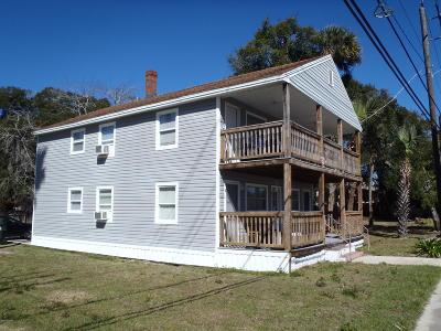Volusia County Multi Family Home For Sale: 322 Bellevue Avenue