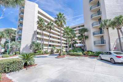Ponce Inlet Condo/Townhouse For Sale: 4565 S Atlantic Avenue #5401