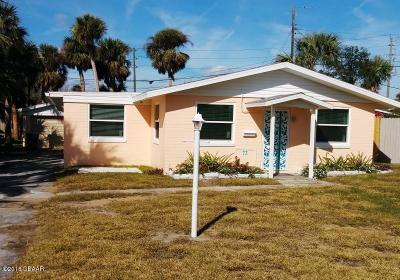 Ormond Beach Single Family Home For Sale: 73 River Drive