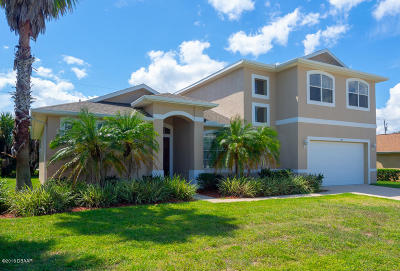 Ormond Beach Single Family Home For Sale: 122 Heron Dunes Drive