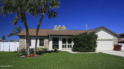 Ponce Inlet Single Family Home For Sale: 130 Anchor Drive