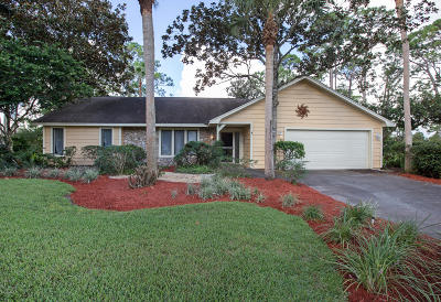 Pelican Bay Single Family Home For Sale: 508 Pelican Bay Drive