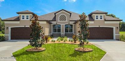 Volusia County Attached For Sale: 3160 Bailey Ann Drive