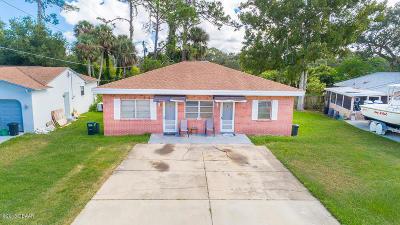 Volusia County Multi Family Home For Sale: 239 Poinciana Avenue