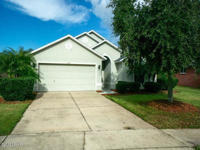 Port Orange FL Single Family Home For Sale: $244,900