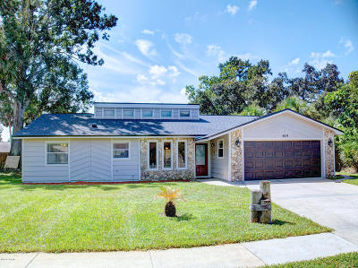 Port Orange Single Family Home For Sale: 614 Moonpenny Circle