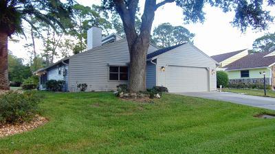 Daytona Beach Single Family Home For Sale: 117 S Gull Drive