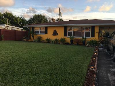 Ormond Beach Single Family Home For Sale: 8 Azalea Drive