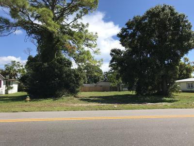 Volusia County Residential Lots & Land For Sale: 1201 Center Avenue