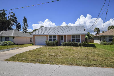 Ponce Inlet Single Family Home For Sale: 4720 Montrose Avenue