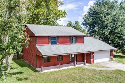 Port Orange Single Family Home For Sale: 6147 Del Mar Drive