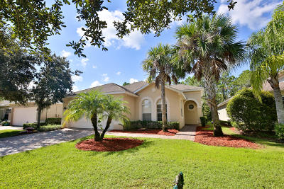 Daytona Beach Single Family Home For Sale: 1139 Champions Drive
