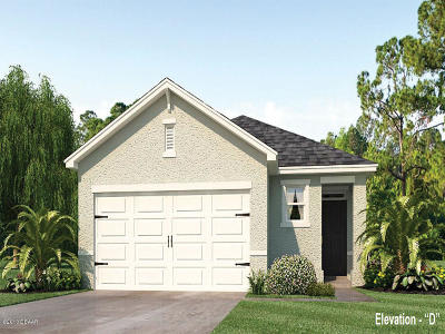 New Smyrna Beach Single Family Home For Sale: 563 Armoyan Way