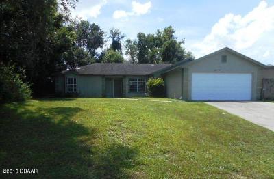 Deltona Single Family Home For Sale: 2159 E Hyde Drive