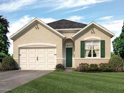 New Smyrna Beach Single Family Home For Sale: 2909 Gibraltar Boulevard