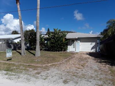 New Smyrna Beach Single Family Home For Sale: 204 Beachway Avenue