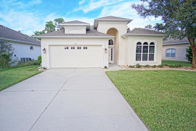 Port Orange Single Family Home For Sale: 924 Wingate Trail