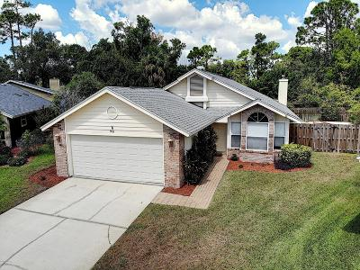 Port Orange Single Family Home For Sale: 921 Ashmeade Court