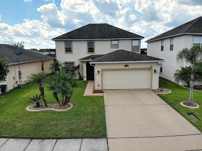 Port Orange Single Family Home For Sale: 5348 Coquina Shores Lane