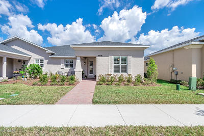 Volusia County Attached For Sale: 3420 Torre Boulevard