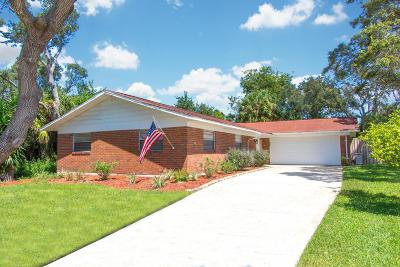 Port Orange Single Family Home For Sale: 705 Tumblebrook Drive