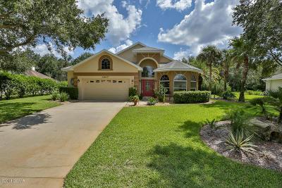 Ormond Beach FL Single Family Home For Sale: $379,000