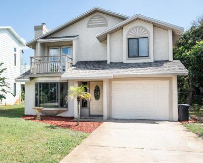 New Smyrna Beach Single Family Home For Sale: 835 E 12th Avenue