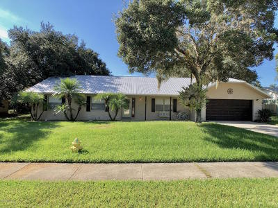 Port Orange Single Family Home For Sale: 706 Venters Street