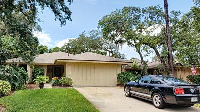 New Smyrna Beach Single Family Home For Sale: 728 St Andrews Circle
