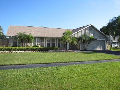 Daytona Beach Single Family Home For Sale: 704 Pelican Bay Drive