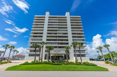 Flagler Beach Condo/Townhouse For Sale: 1601 N Central Avenue #1101