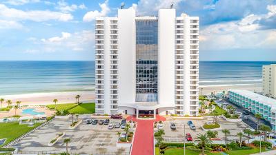 Daytona Beach Condo/Townhouse For Sale: 2555 S Atlantic Avenue #7030