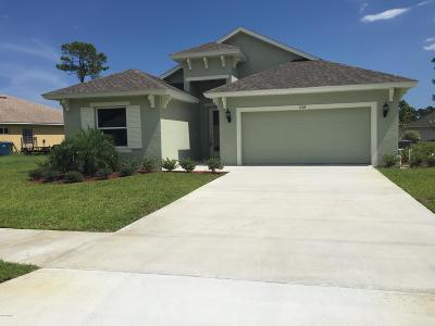 Ormond Beach Single Family Home For Sale: 1504 Springleaf Drive