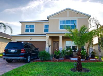 Port Orange Single Family Home For Sale: 5420 Estero Loop