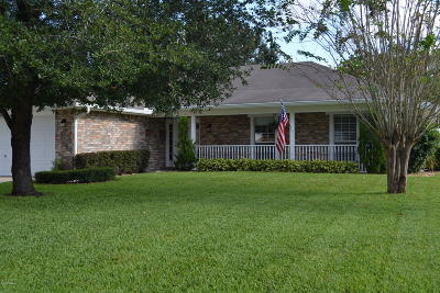 Palm Coast FL Single Family Home For Sale: $214,900