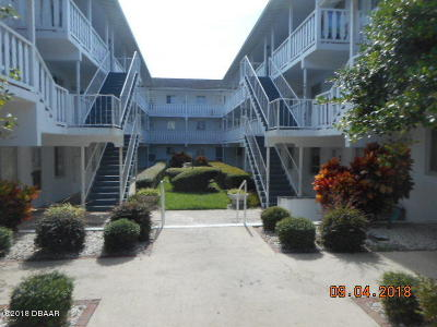 Flagler County, Volusia County Condo/Townhouse For Sale: 405 N Halifax Avenue #1140