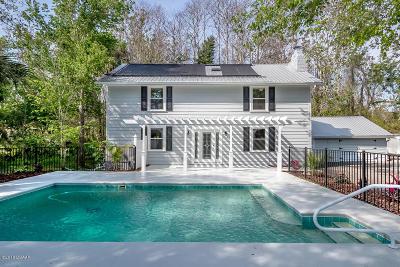 New Smyrna Beach Single Family Home For Sale: 1160 Bolton Road