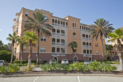 Palm Coast Condo/Townhouse For Sale: 25 Ocean Crest Way #1234