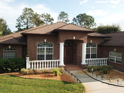 Palm Coast FL Single Family Home For Sale: $325,000