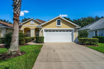 Volusia County Attached For Sale: 3125 Kailani Court