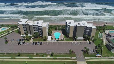 New Smyrna Beach Condo/Townhouse For Sale: 5301 S Atlantic Avenue #530