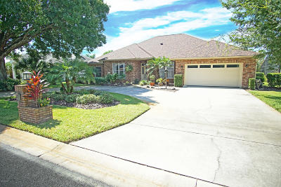 Spruce Creek Fly In Single Family Home For Sale: 2029 Country Club Drive