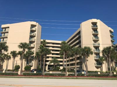 Volusia County Condo/Townhouse For Sale: 4555 S Atlantic Avenue #4304
