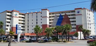 Daytona Beach Condo/Townhouse For Sale: 701 S Atlantic Avenue #518