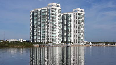 Volusia County Condo/Townhouse For Sale: 241 Riverside Drive #301