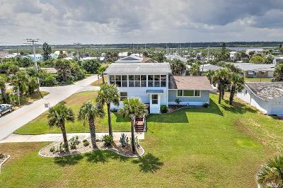 Volusia County Single Family Home For Sale: 3946 S Atlantic Avenue